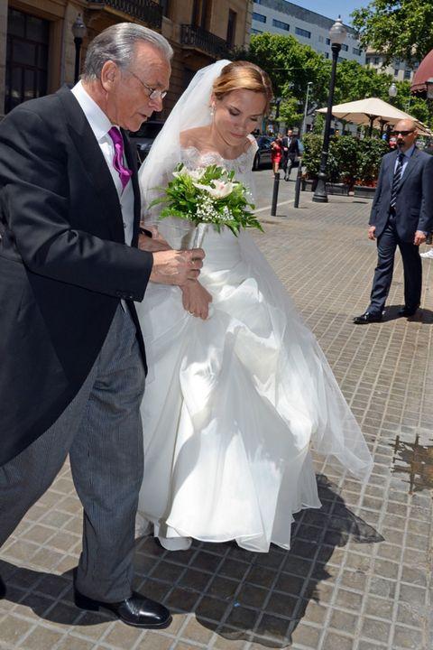 Clothing, Coat, Trousers, Shoe, Bridal clothing, Suit, Dress, Shirt, Photograph, Outerwear,
