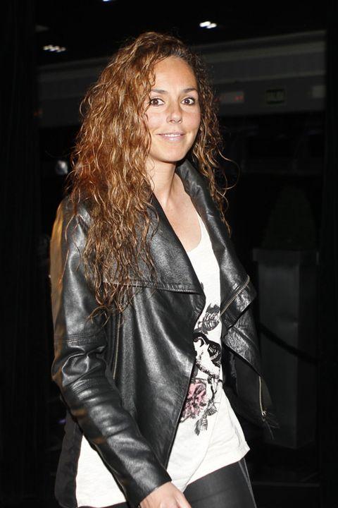 Jacket, Textile, Coat, Outerwear, Style, Fashion model, Leather, Leather jacket, Fashion, Street fashion,
