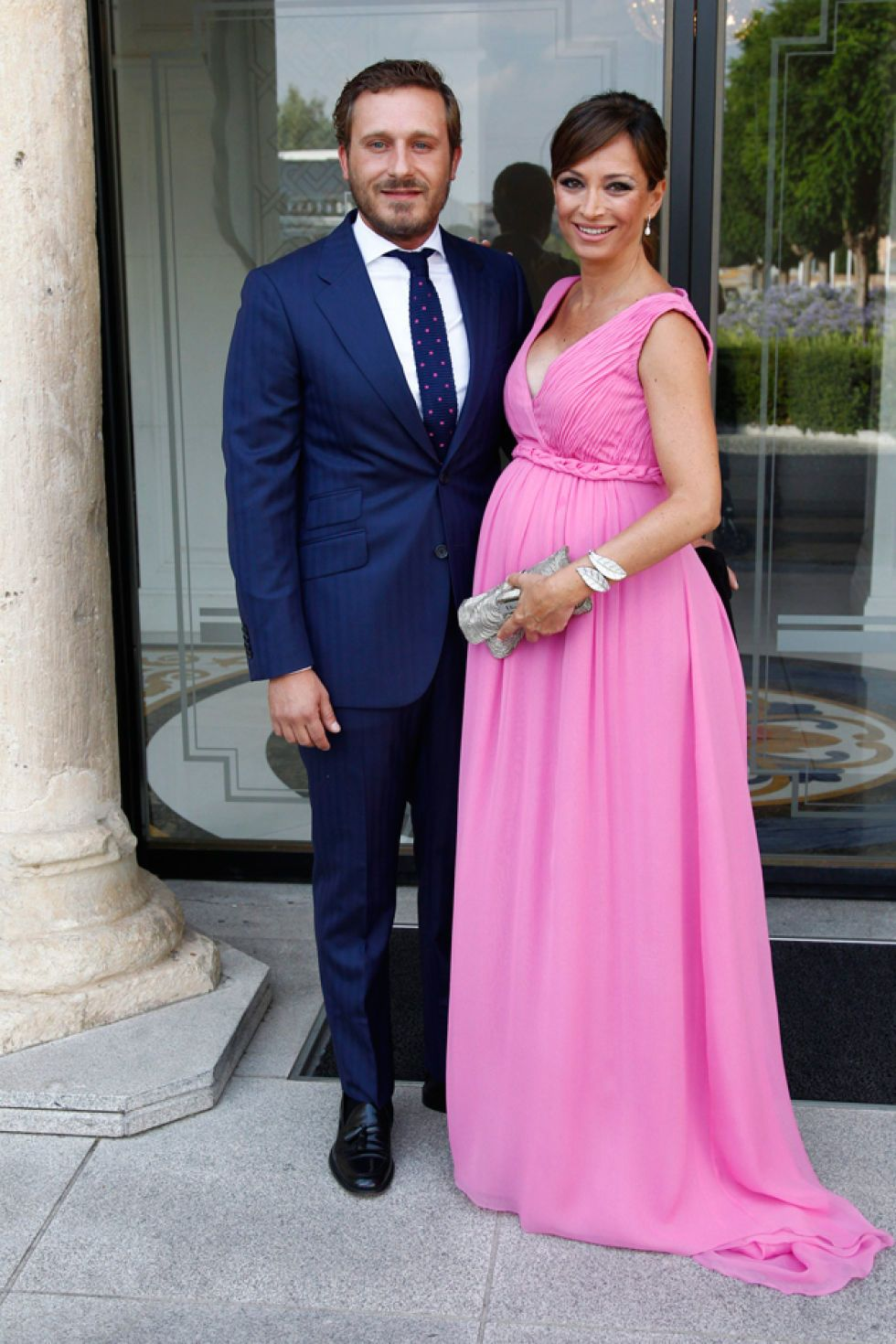 Alba Carrillo empieza su matrimonio con sabor agridulce