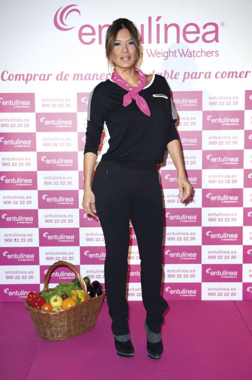 Apúntate a la dieta de Paula Echevarría ¡y once guapas más!