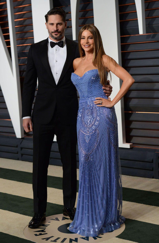 Antonio Banderas y Melanie Griffith coinciden en una de las fiestas post Oscar
