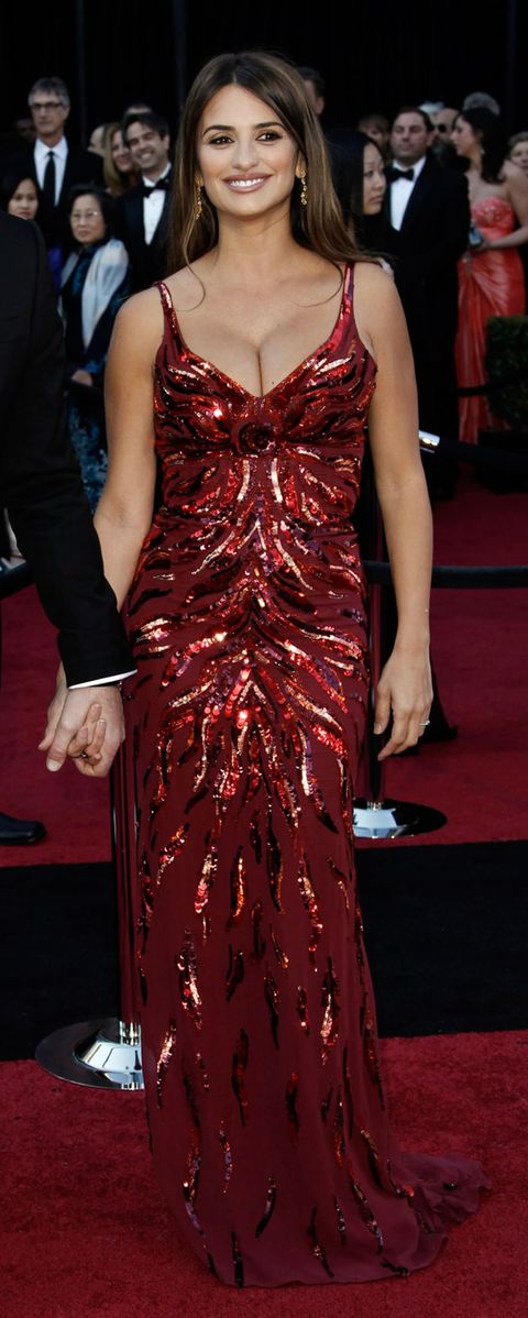 Clothing, Dress, Shoulder, Red, Joint, Style, Formal wear, One-piece garment, Fashion, Day dress,