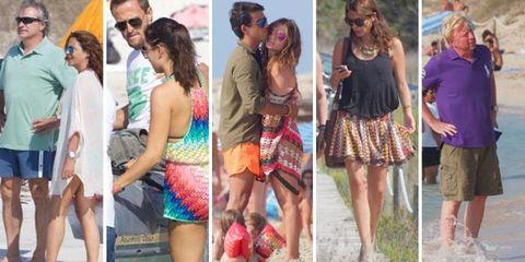 Eyewear, Leg, Vision care, People, Fun, Summer, Tourism, Shorts, Sunglasses, Interaction,