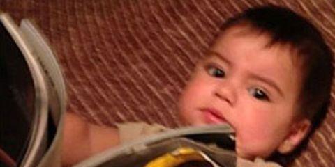 Human, Lip, Cheek, Skin, Forehead, Child, Iris, Baby & toddler clothing, Organ, Toddler,