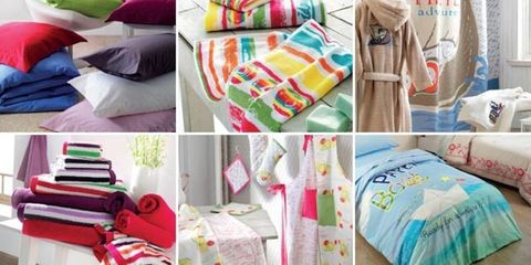 Product, Textile, Room, Linens, Pink, Purple, Clothes hanger, Bedding, Home accessories, Bed sheet,