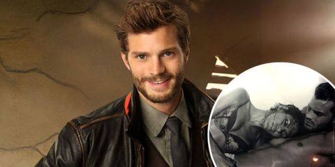 Hairstyle, Jacket, Collar, Facial hair, Jaw, Leather jacket, Cool, Leather, Beard, Fictional character,