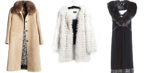 Textile, White, Style, Natural material, Clothes hanger, Fashion, Fur clothing, Black, Grey, Fur,
