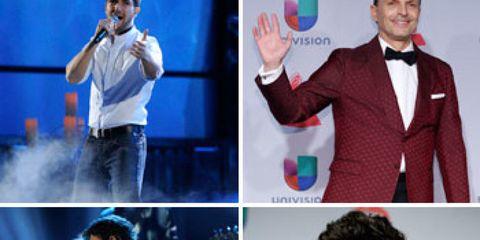 Arm, Collar, Dress shirt, Formal wear, Music artist, Blazer, White-collar worker, Collage, Song, Pop music,
