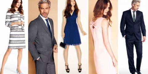Clothing, Leg, Coat, Dress, Trousers, Collar, Shoulder, Shirt, Suit trousers, Dress shirt,