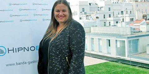 Caritina Goyyanes verlieren 30 Kilo