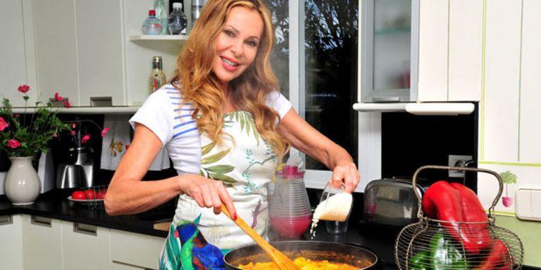 En la cocina de ana obreg n - Cocinas de famosos ...