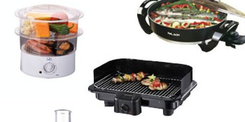 Kitchen appliance, Small appliance, Home appliance, Cookware and bakeware, Kitchen appliance accessory, Recipe, Food storage containers, Cuisine, Barbecue grill, Barbecue,