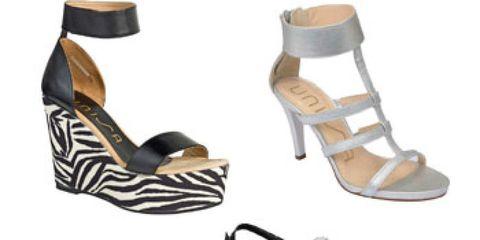 Footwear, Product, Brown, White, Tan, Fashion, Teal, Beige, High heels, Aqua,