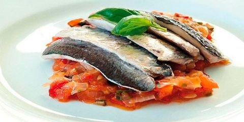 Food, Cuisine, Ingredient, Dish, Seafood, Meat, Recipe, Dishware, Fish, Fish slice,