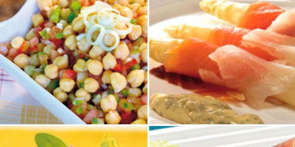 Cocina de verano: las mejores recetas de platos fríos