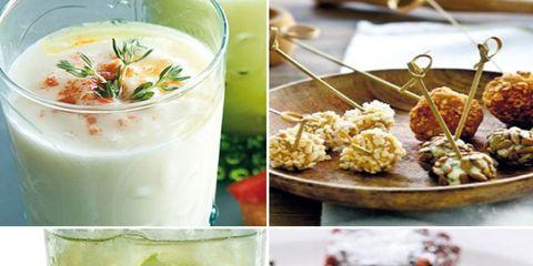 Green, Food, Cuisine, Ingredient, Drink, Finger food, Recipe, Dessert, Dish, Garnish,