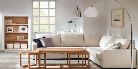 Wood, Room, Interior design, Floor, Living room, Furniture, Flooring, Wall, Home, White,