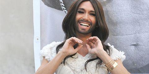 Arm, Finger, Hand, Wrist, Facial hair, Tooth, Moustache, Bracelet, Beard, Gesture,