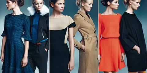 Hairstyle, Sleeve, Shoulder, Dress, Formal wear, Style, Waist, Fashion model, Fashion, Youth,