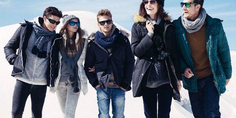 5df1d936e45 ¿Te asusta el frío  Las bajas temperaturas ya no son problema si dispones  de una buena prenda de abrigo... Chaquetones