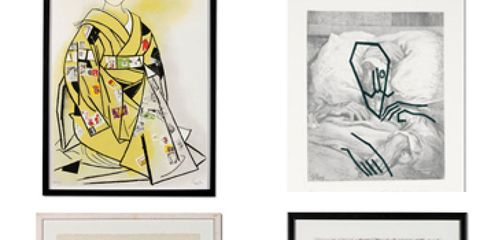 Line, Art, Pattern, Artwork, Visual arts, Illustration, Painting, Line art, Drawing, Symmetry,