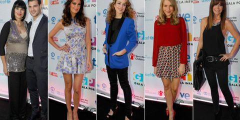 Clothing, Leg, Trousers, Event, Coat, Outerwear, Dress, Style, Flooring, Fashion accessory,