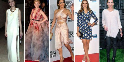 Clothing, Dress, Shoulder, Flooring, Formal wear, Style, One-piece garment, Fashion, Fashion model, Day dress,