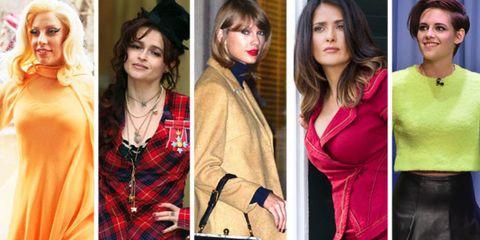 Hairstyle, Sleeve, Collar, Fashion, Beauty, Youth, Blazer, Street fashion, Plaid, Bangs,