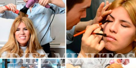 Hair, Face, Head, Nose, Eye, Hairstyle, Forehead, Eyebrow, Beauty salon, Eyelash,