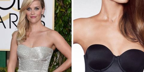 Clothing, Hairstyle, Dress, Shoulder, Joint, Waist, Style, Strapless dress, Beauty, Formal wear,