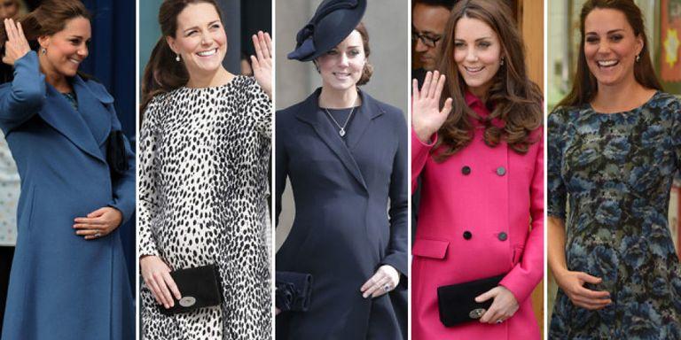Resultado de imagen para Kate Middleton a punto de dar a luz,