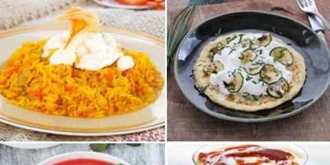 Food, Cuisine, Tableware, Meal, Dish, Ingredient, Dishware, Serveware, Drinkware, Tomato,