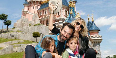 Santi Millán cambia los fogones por Disneyland París