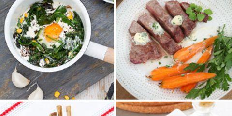 Food, Cuisine, Ingredient, Meat, Meal, Tableware, Dish, Recipe, Produce, Root vegetable,