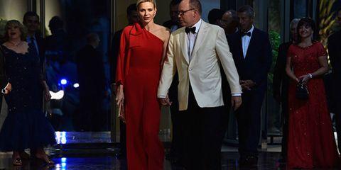 Coat, Trousers, Suit trousers, Dress, Shirt, Suit, Outerwear, Red, Dress shirt, Formal wear,