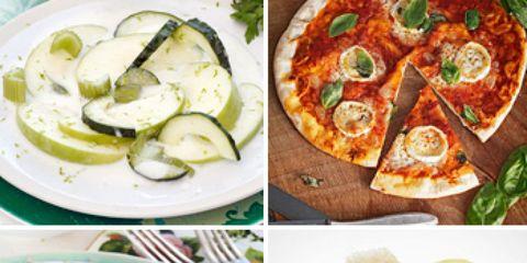 Food, Ingredient, Plate, Dish, Cuisine, Finger food, Produce, Recipe, Tableware, Vegetable,