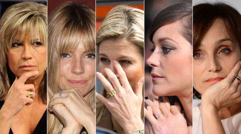 Finger, Lip, Eye, Hairstyle, Skin, Forehead, Eyelash, Eyebrow, Hand, Nail,