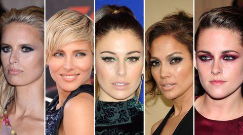Lip, Eye, Brown, Hairstyle, Skin, Eyelash, Chin, Forehead, Eyebrow, Beauty,