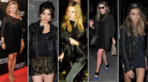 Clothing, Eyewear, Textile, Outerwear, Sunglasses, Style, Dress, Jacket, Street fashion, Fashion accessory,