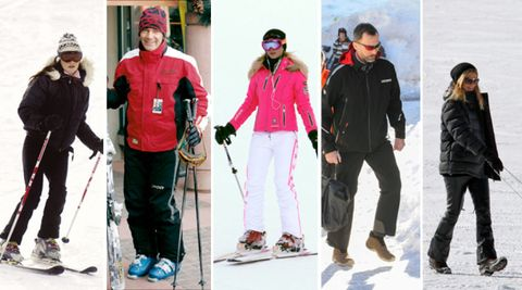 Clothing, Footwear, Jacket, Winter, Trousers, Recreation, Ski Equipment, Outerwear, Ski pole, Coat,