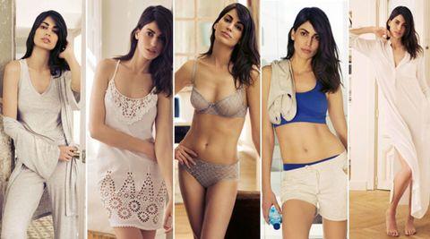Skin, Waist, Joint, White, Brassiere, Thigh, Trunk, Beauty, Undergarment, Abdomen,