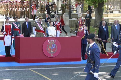 Uniform, Flag, Parade, Tradition, Government, Ceremony, Costume, Carpet, Festival,