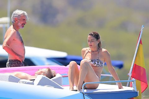 Fun, Recreation, Swimwear, Leisure, Summer, Watercraft, Bikini, Brassiere, Boat, Vacation,