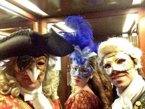 Event, Entertainment, Performing arts, Mask, Masque, Headgear, Costume, Costume accessory, Costume design, Public event,