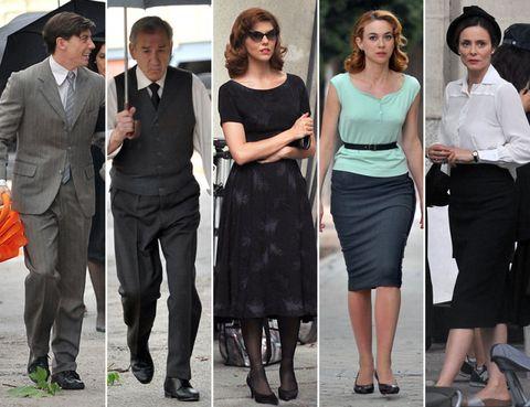 Clothing, Eyewear, Footwear, Leg, Trousers, Outerwear, Style, Formal wear, Fashion accessory, Fashion,