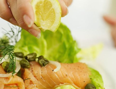 Food, Ingredient, Produce, Leaf vegetable, Cuisine, Fines herbes, Garnish, Citrus, Recipe, Dish,