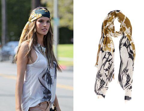 Sleeve, Style, Street fashion, Headgear, Headpiece, Fashion, Bag, Hair accessory, Waist, Long hair,