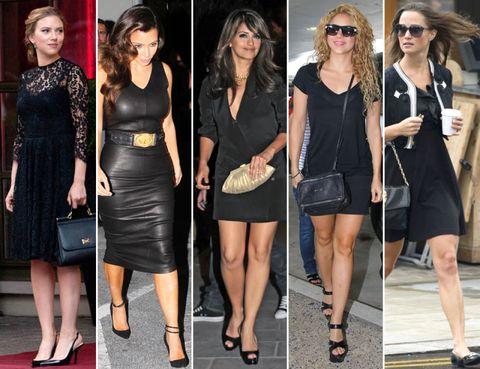 Clothing, Footwear, Eyewear, Leg, Dress, Outerwear, Sunglasses, Bag, Fashion accessory, Style,