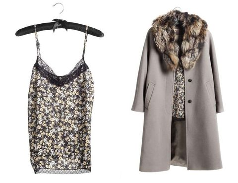 Product, Sleeve, Coat, Textile, White, Clothes hanger, Style, Fashion, Black, Grey,
