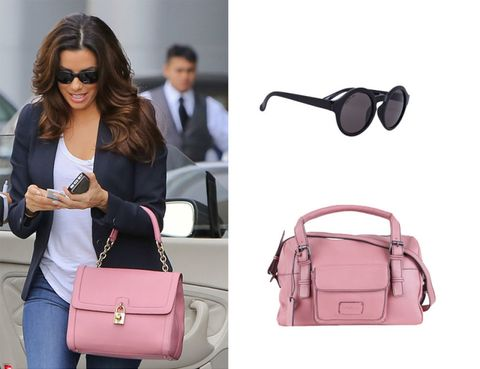 Eyewear, Vision care, Product, Brown, Bag, Textile, Outerwear, Coat, Fashion accessory, Sunglasses,